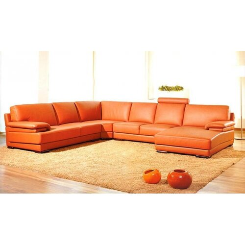 Hokku Designs Cork Right Hand Facing Sectional Reviews