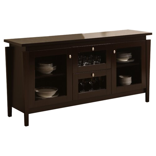 Hokku designs nadia sideboard reviews wayfair for Dining room sideboard designs