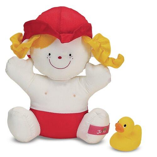 Julia Bathtime Friend