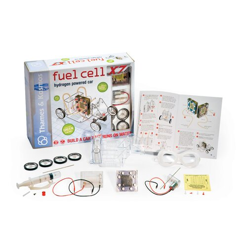 Thames & Kosmos Fuel Cell X7 Science Kit