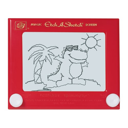 Ohio Art Etch A Sketch Classic Board