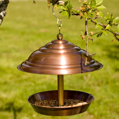 H. Potter Bee Hive Platform/Tray Bird Feeder