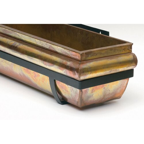H. Potter Rustic Rectangular Window Box