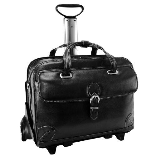 Vernazza Carugetto Leather Laptop Catalog Case