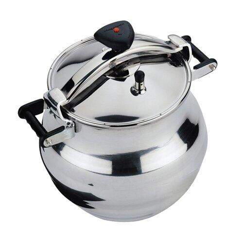 Alustar 23-Quart Aluminum Fast Pressure Cooker