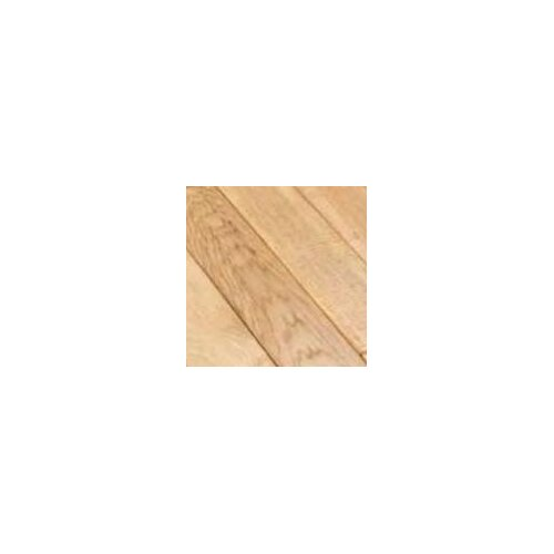 "Shaw Floors Chimney Rock 4"" Solid Hardwood Hickory Flooring in Prairie"