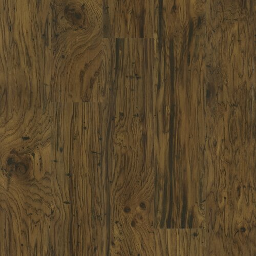 Shaw Floors Timberline 12mm Hickory Laminate in River Valley