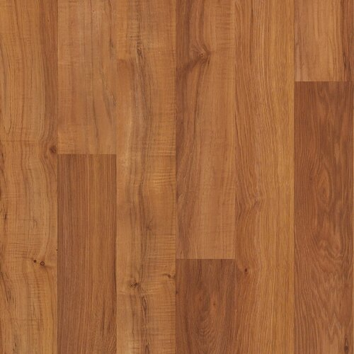 Shaw Floors Natural Impact II 7.8mm Laminate in Glazed Hickory