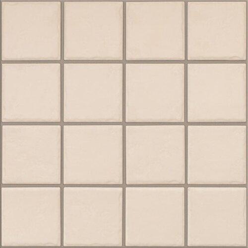 Colonnade Ceramic Floor Tile in Bone