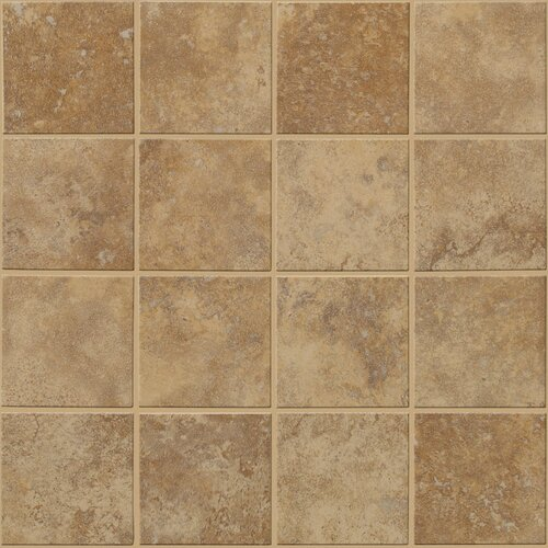 Soho Mosaic Tile Accent in Walnut