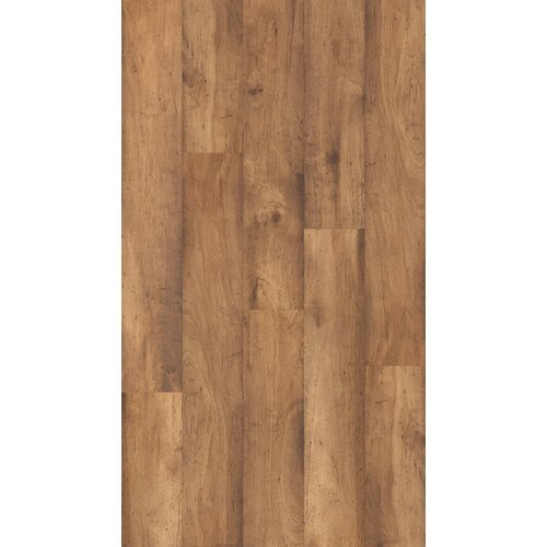 Shaw Floors Landscapes 6.5mm Hickory Laminate in Nightsong