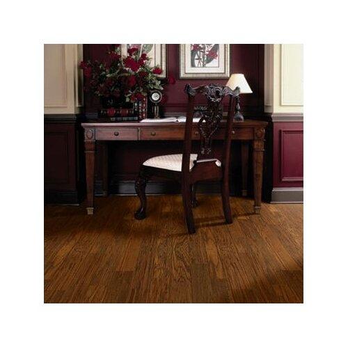 "Shaw Floors Vicksburg 4-7/8"" Engineered Hickory Flooring in Cider"