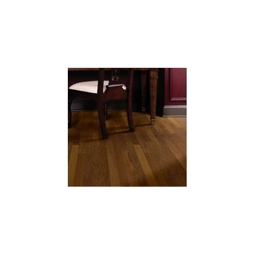 "Shaw Floors Epic Windsor 3-1/4"" Engineered Walnut Flooring in Natural Walnut"