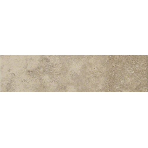 "Shaw Floors Soho 12"" x 3"" Bullnose Tile Trim in Gascogne Beige"