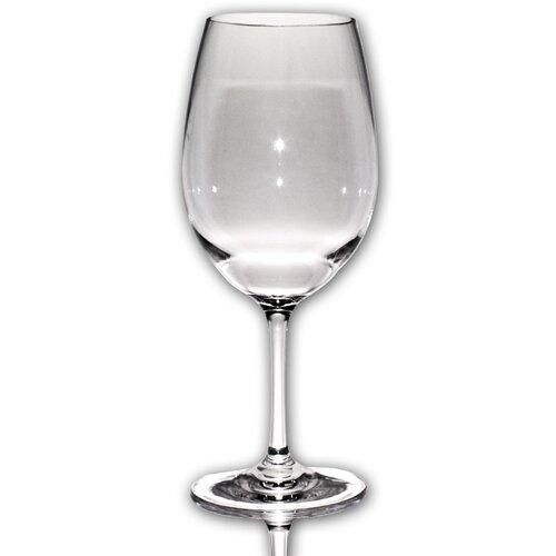 String Light Company Plastic Cabernet Wine Glasses