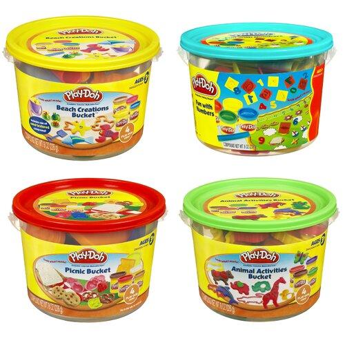 Hasbro Play-Doh Bucket