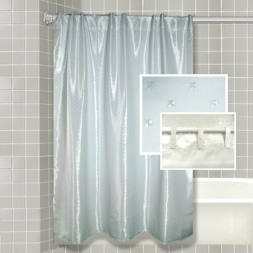 Serene Mist Shower Curtain Set