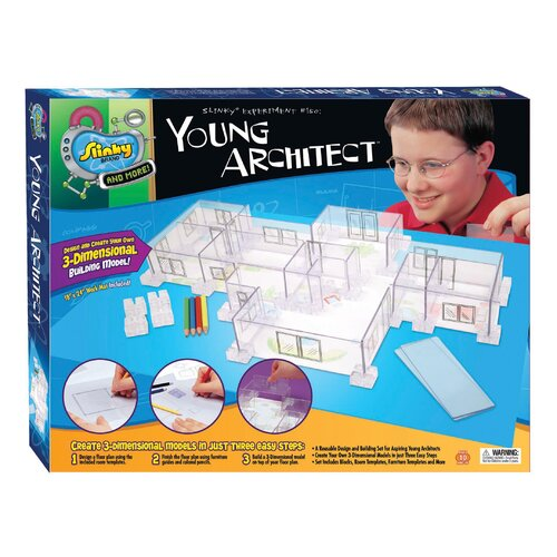 Slinky Science and Activity Kits Young Architect