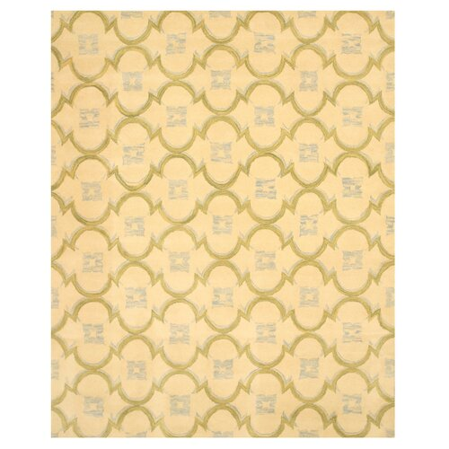 Pasted Moroccan Links Rug