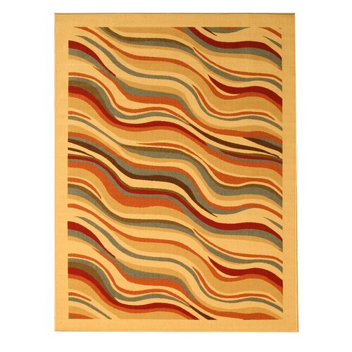 Euro Home Multi Abstract Rug