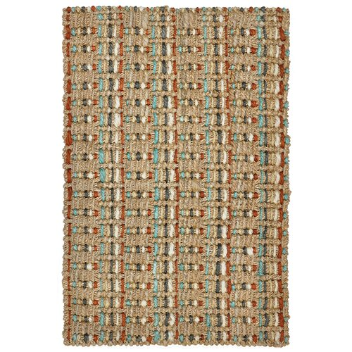 Celia Sunset Jute Stripe Rug