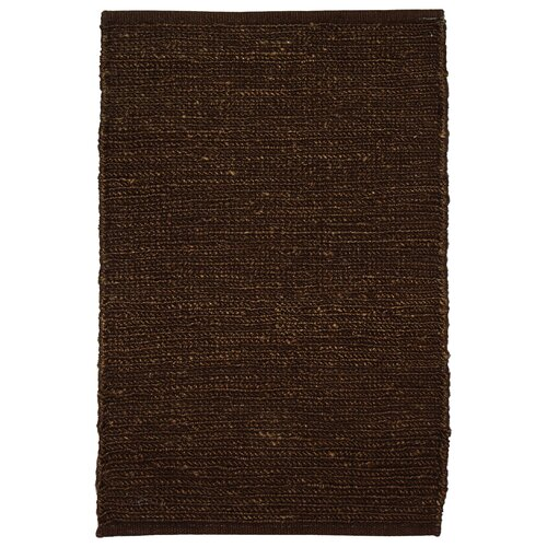 Kosas Home Soumakh Jute Brown Rug