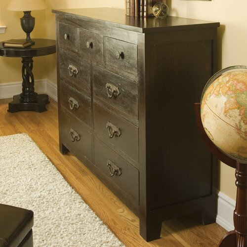 Kosas Home Tuscany 9 Drawer Dresser