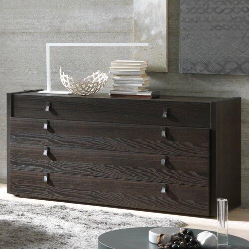 CREATIVE FURNITURE Esprit 4 Drawer Dresser