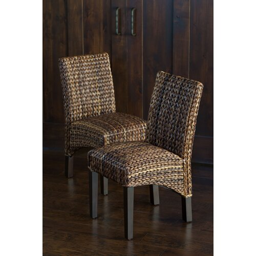 BirdRock Home Seagrass Side Chair & Reviews