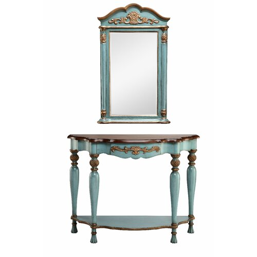 design toscano madame antoinette wall console table and
