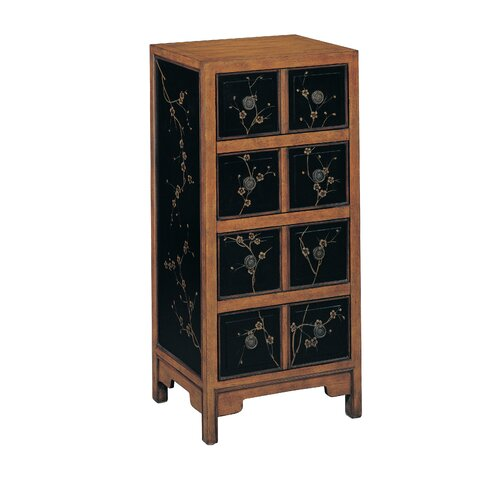 4 Drawer Tall Accent Chest