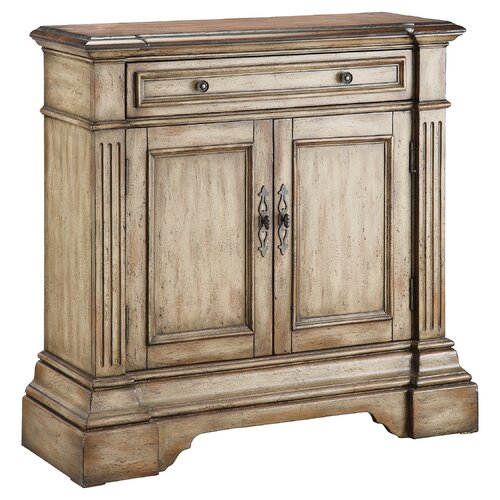 Stein World Estate Classics 1 Drawer Narrow Accent Cabinet