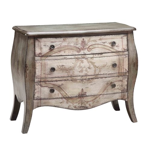 Stein World Allessandria 4 Drawer Chest