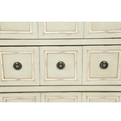 Stein World Chesapeake Petite 3 Drawer Apothecary Chest