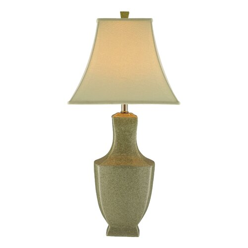 """Stein World Asian 29.5"""" H Table Lamp with Bell Shade"""