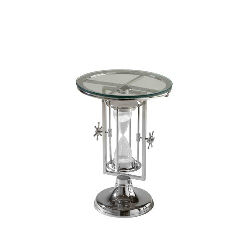 Dulin Hourglass Table