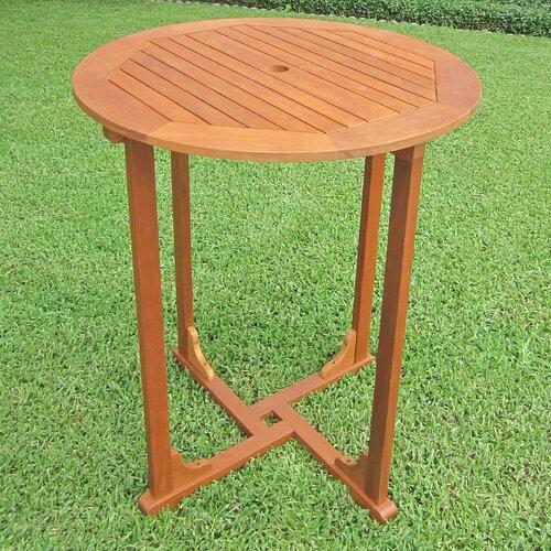 Acacia Palmdale Bar Bistro Table