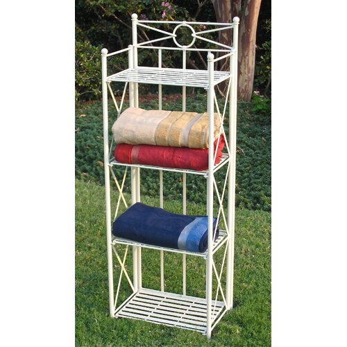International Caravan Iron 4-Tier Backers Rack