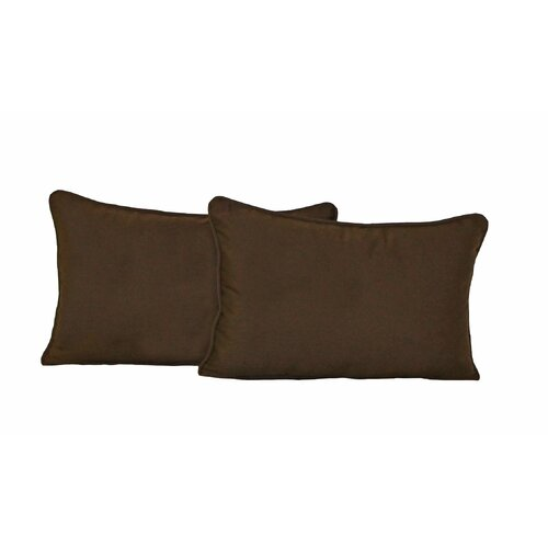 Back Support Pillows with Cording (Set of 2)
