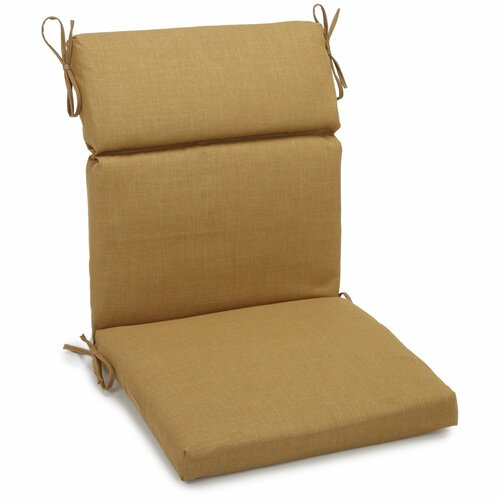 Blazing Needles Outdoor Patio Chair Cushion & Reviews