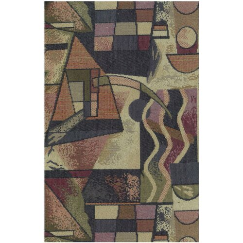 Blazing Needles Premium Tapestry Picasso Futon Slipcover