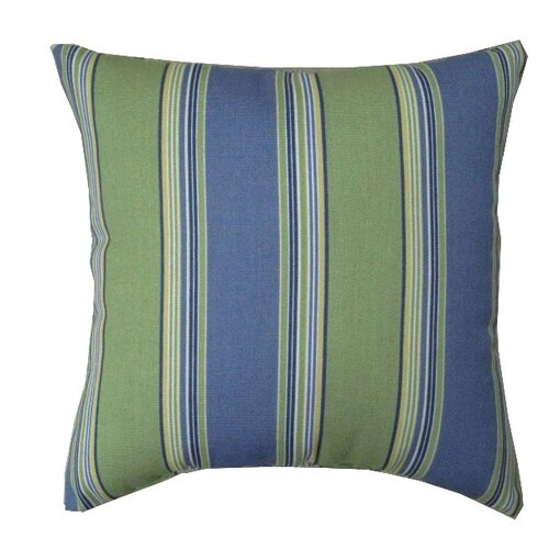 Blazing Needles All-Weather 18-inch Outdoor Throw Pillows
