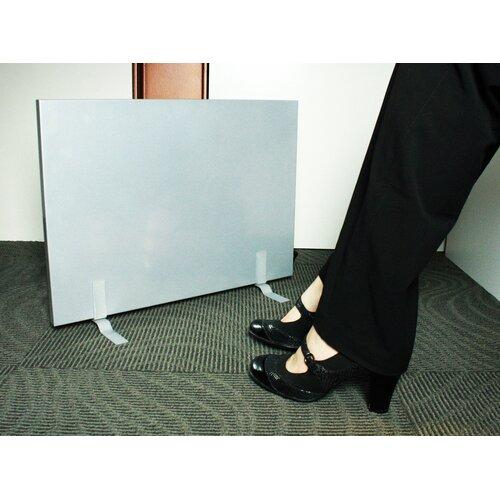 Cozy Products Cozy Legs 150 Watt Radiant Flat Panel Electric Space Heater