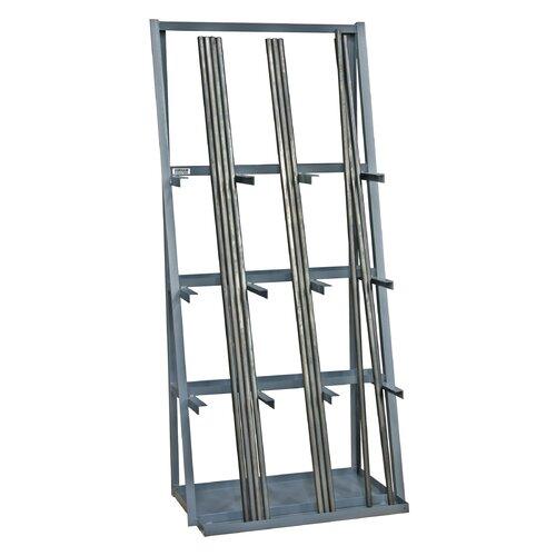 14 Gauge Steel Vertical Long Parts Storage Rack Wayfair