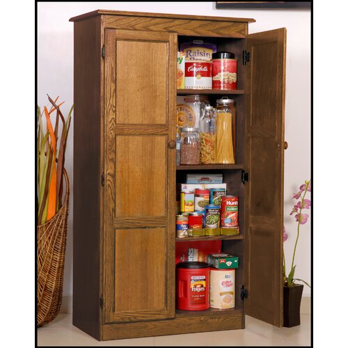 "Concepts in Wood 30"" Multi-Use Storage Cabinet"