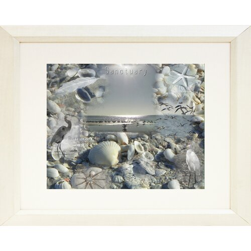 Coastal Sanctuary Framed Photographic Print