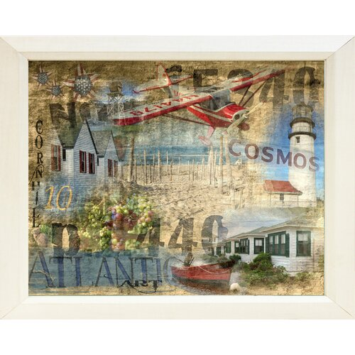 Graffitee Studios Cape Cod Perfect Ten - Truro Framed Photographic Print