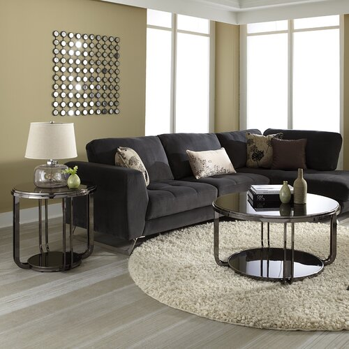 Bernadette Three Piece Coffee Table Set