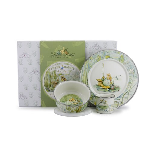 Jemima Puddleduck Children's 3 Piece Place Setting