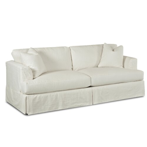 Wayfair Custom Upholstery Carly Sofa & Reviews | Wayfair